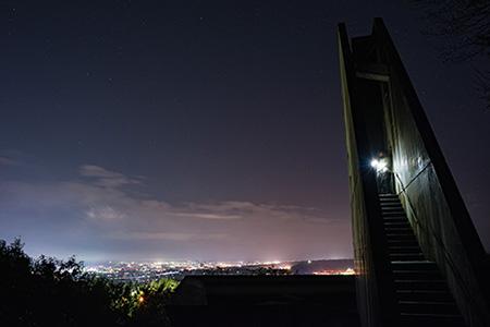 桃山運動公園 展望の丘