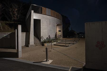 師岡町梅の丘公園の夜景