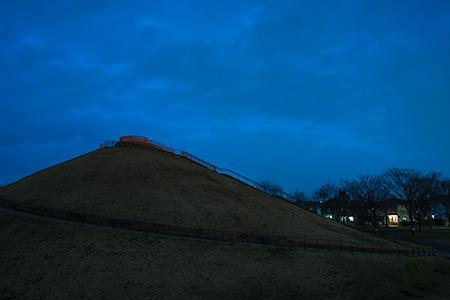 永田公園の夜景