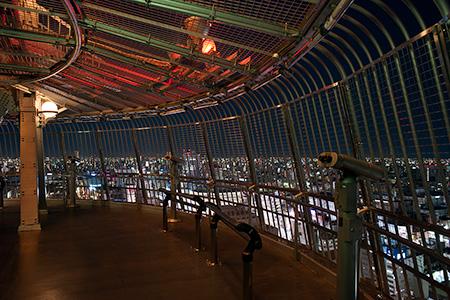 名古屋テレビ塔の夜景