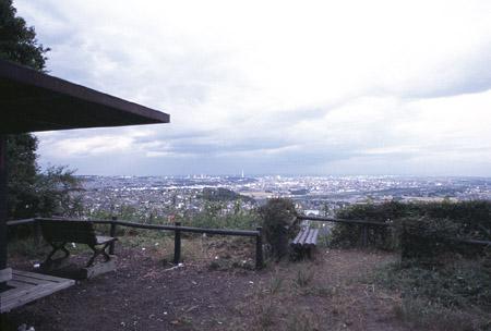 那智が丘の夜景