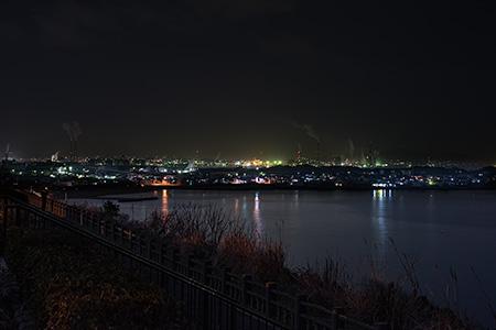 彦島ナイス・ビューパークの夜景