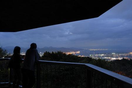 日本平 東展望台