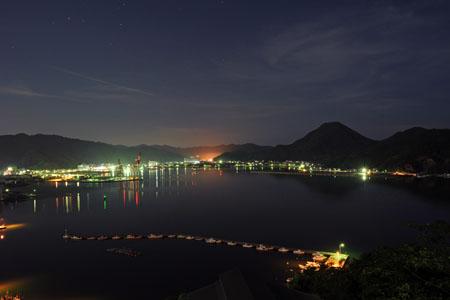 匂崎公園の夜景