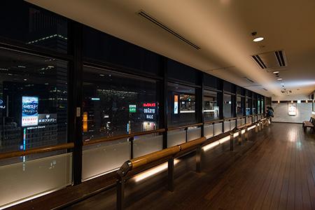 小田急マンハッタンヒルズの夜景