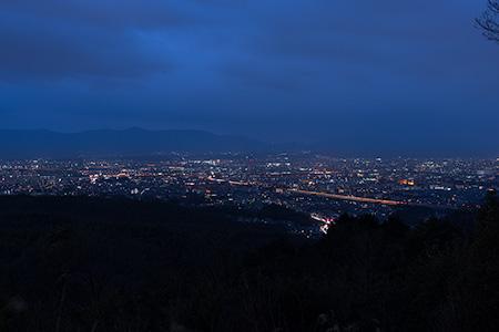 大岩山展望所