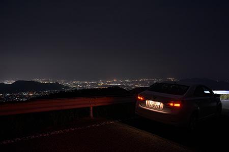オレンジパークの夜景