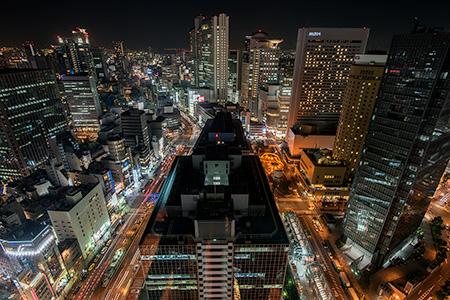 大阪駅前 第3ビル
