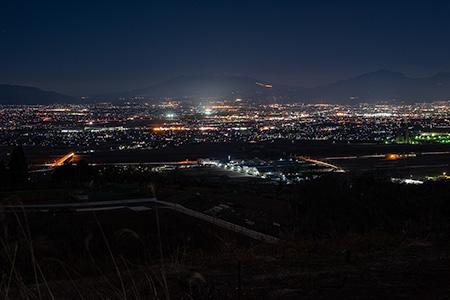 大塚の夜景