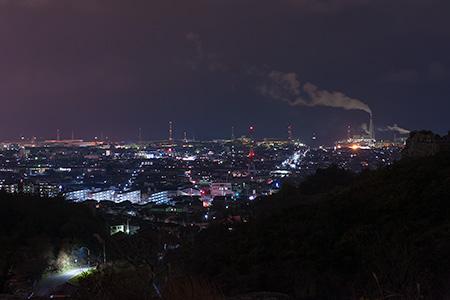 生石神社 山上公園