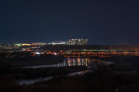 三段の滝展望広場
