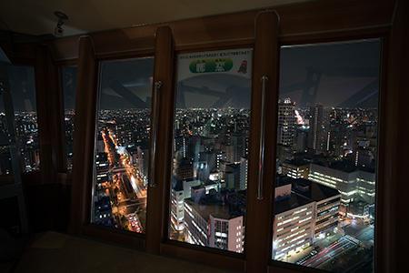 さっぽろテレビ塔の夜景