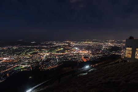 「皿倉山 星空」の画像検索結果