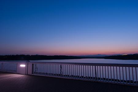 狭山公園の夜景