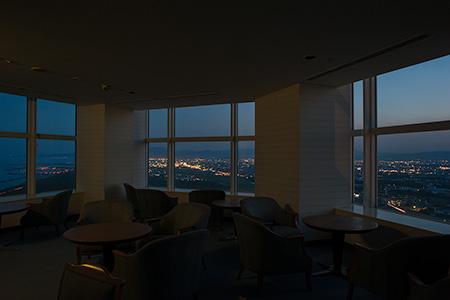 シーガイア シェラトン・グランデ・オーシャンリゾートの夜景