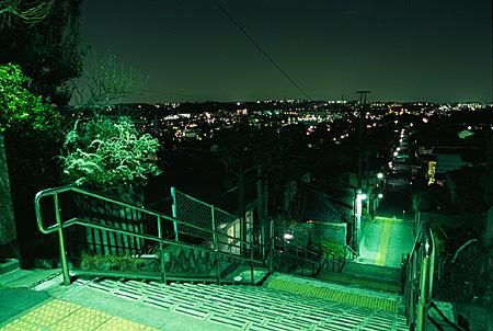 聖蹟桜ヶ丘の夜景