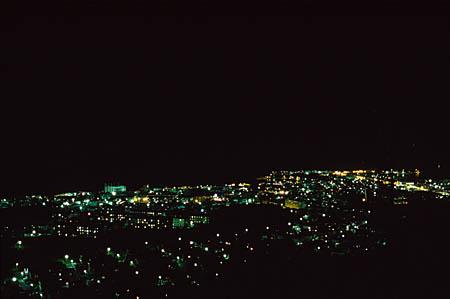 千望台の夜景