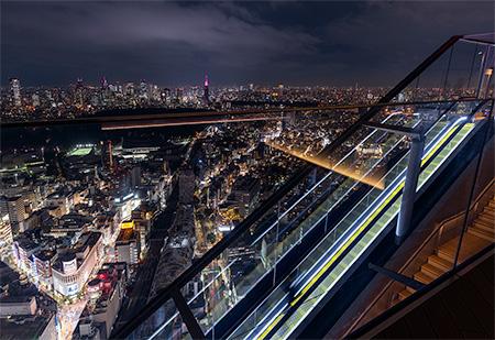渋谷スクランブルスクエア SHIBUYA SKY