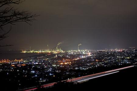 新長谷寺の夜景