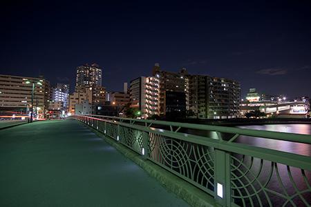 潮見橋の夜景