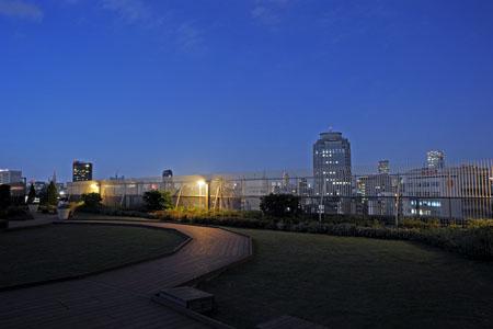 アトレ恵比寿soradofarmの夜景
