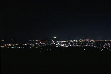 大庭空山展望台