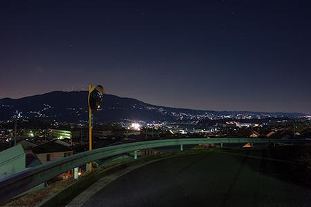 南山手台の夜景