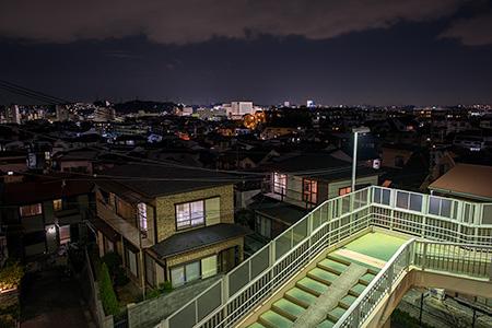 水神橋の夜景