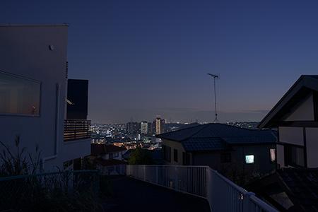 高田東の夜景