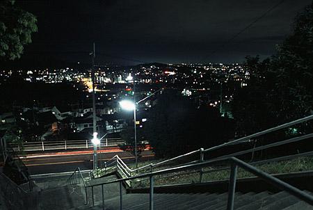 高井田チェリータウンの夜景