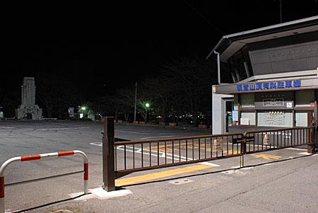 高崎観音の夜景