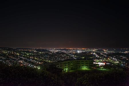鷹取山 展望広場