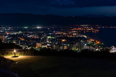 夜景100選「立石公園」