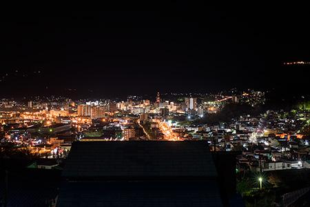 手宮の夜景