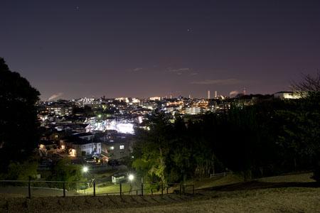 西寺尾の丘公園