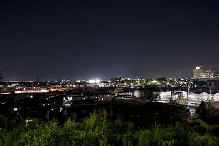 塔ノ越公園の夜景