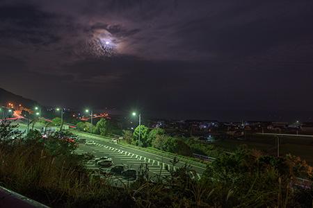 豊浜SA (下り)展望台