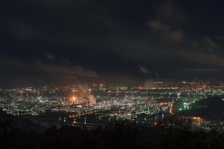 鷲羽山スカイライン 水島展望台