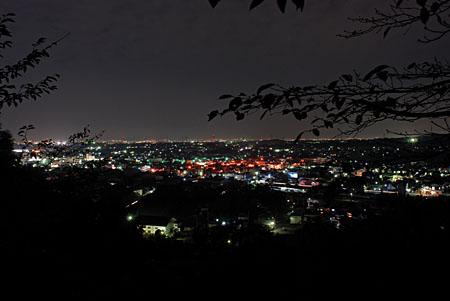 要害山の夜景