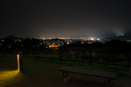 ミュージアムパーク 展望台